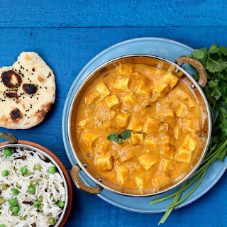 Mango Curry Tofu from Vegan Richa's Indian Kitchen