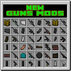 New GUNS mod For PC / Windows 7/8/10 / Mac – Free Download