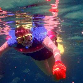 Float by Sam Medzic - Landscapes Underwater (  )