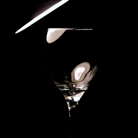 Glamour by Shadman Samin - Artistic Objects Glass ( glamour, abstract, model, glass, spotlight )