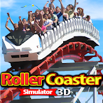 Roller Coaster Simulator3D Icon