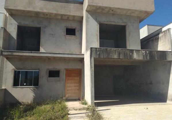 Casa com 4 dormitórios à venda, 200 m² por R$ 520.000 - Condomínio Jardim de Mônaco - Hortolândia/SP