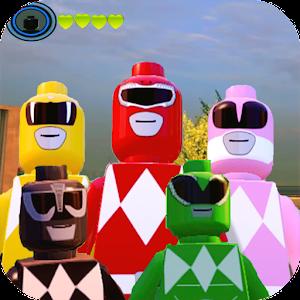 Zonaplays for Lego Power Rangers hero For PC