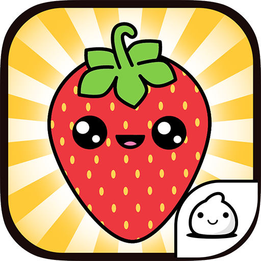 Strawberry Evolution Clicker (game)