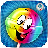 Game DIY Rainbow Candy Sweets Shop APK for Windows Phone