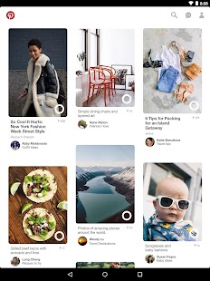 APK App Pinterest for iOS