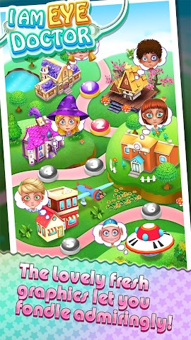 android I am Eye Doctor - Kids Fun Dr Screenshot 1