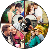 Love Video Collage Maker - Love Collage Maker APK for Bluestacks