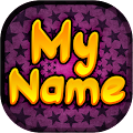 My Name Live Wallpaper APK for Bluestacks