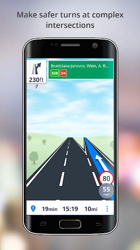 GPS Navigation - Drive with Voice, Maps & Traffic screenshot 5