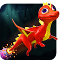 Game Baby Dragon Island : Monster Game apk for kindle fire