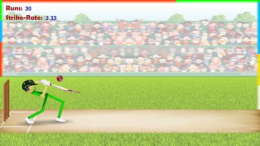 Stickman Cricket League (SCL) - screenshot