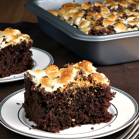 S'mores Snack Cake