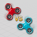 Fidget Spinner Battle APK for Bluestacks