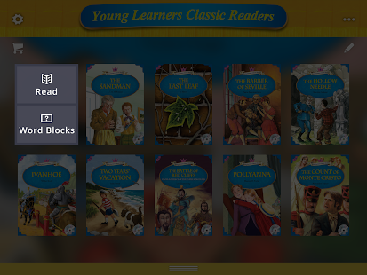 Young Learners ClassicReaders6 - screenshot