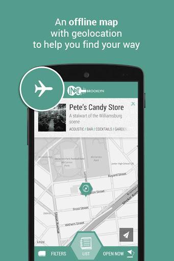 Indie Guides New York City - screenshot