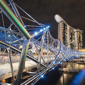 by Aloysius Alphonso - Buildings & Architecture Bridges & Suspended Structures