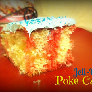 How to Make a Delicious Jello Poke Cake