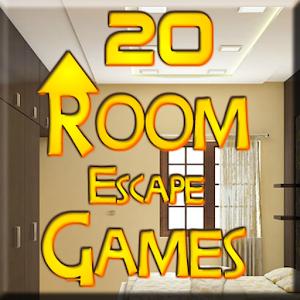 20 Room Escape Games For PC (Windows & MAC)