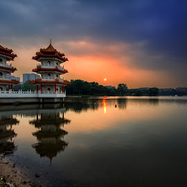 by Chris chong Yong rhen - Landscapes Sunsets & Sunrises
