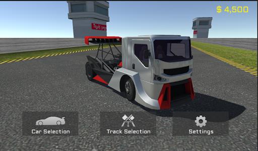 Truck Racer Driving 2019