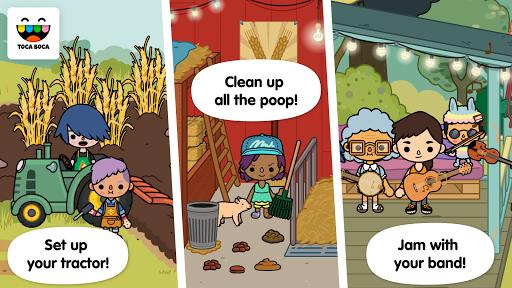 Toca Life: Farm screenshot 8