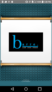 Barre Online - screenshot