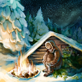 Free Winter Island CRAFTING GAME 3D APK for Windows 8