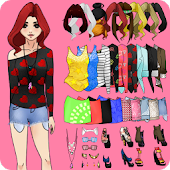 Dress Up Princess Girl Fashion
