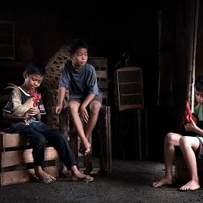 by Deddy  Heruwanto - Babies & Children Children Candids