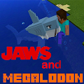 App Jaws and Megalodon Addon MCPE APK for Kindle