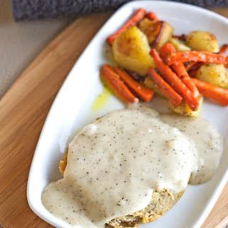 Pork Patties With Gravy Recipes