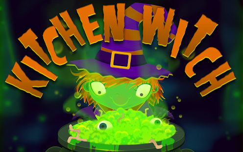 Kitchen Witch: Halloween Cooking Game Screenshot