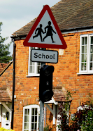 Chartridge school sign