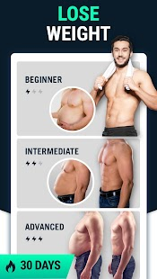 Lose Weight App for Men - Weight Loss in 30 Days for pc