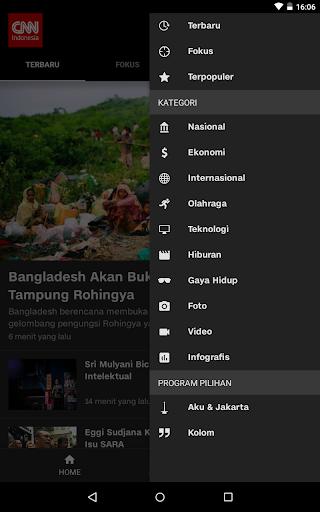 CNN Indonesia - Latest News screenshot 11