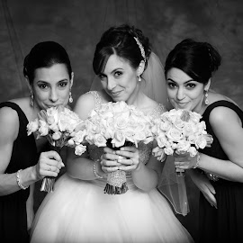 Girls by Peter Marzano - Wedding Groups