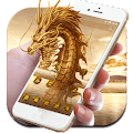 App 3D Golden Dragon apk for kindle fire