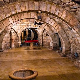 cripta catedral de Palencia by Roberto Gonzalo - Buildings & Architecture Places of Worship ( cripta, crypt, catedral, palencia, cathedral )