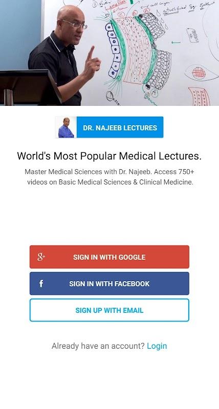 Dr Najeeb Lectures Apk 108 Download Free Medical Apk Download