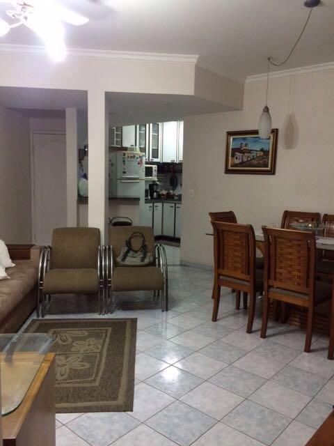 Apto 2 Dorm, Vila Matias, Santos (AP4249)
