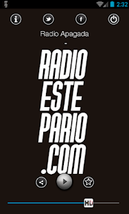 Radioestepario - screenshot