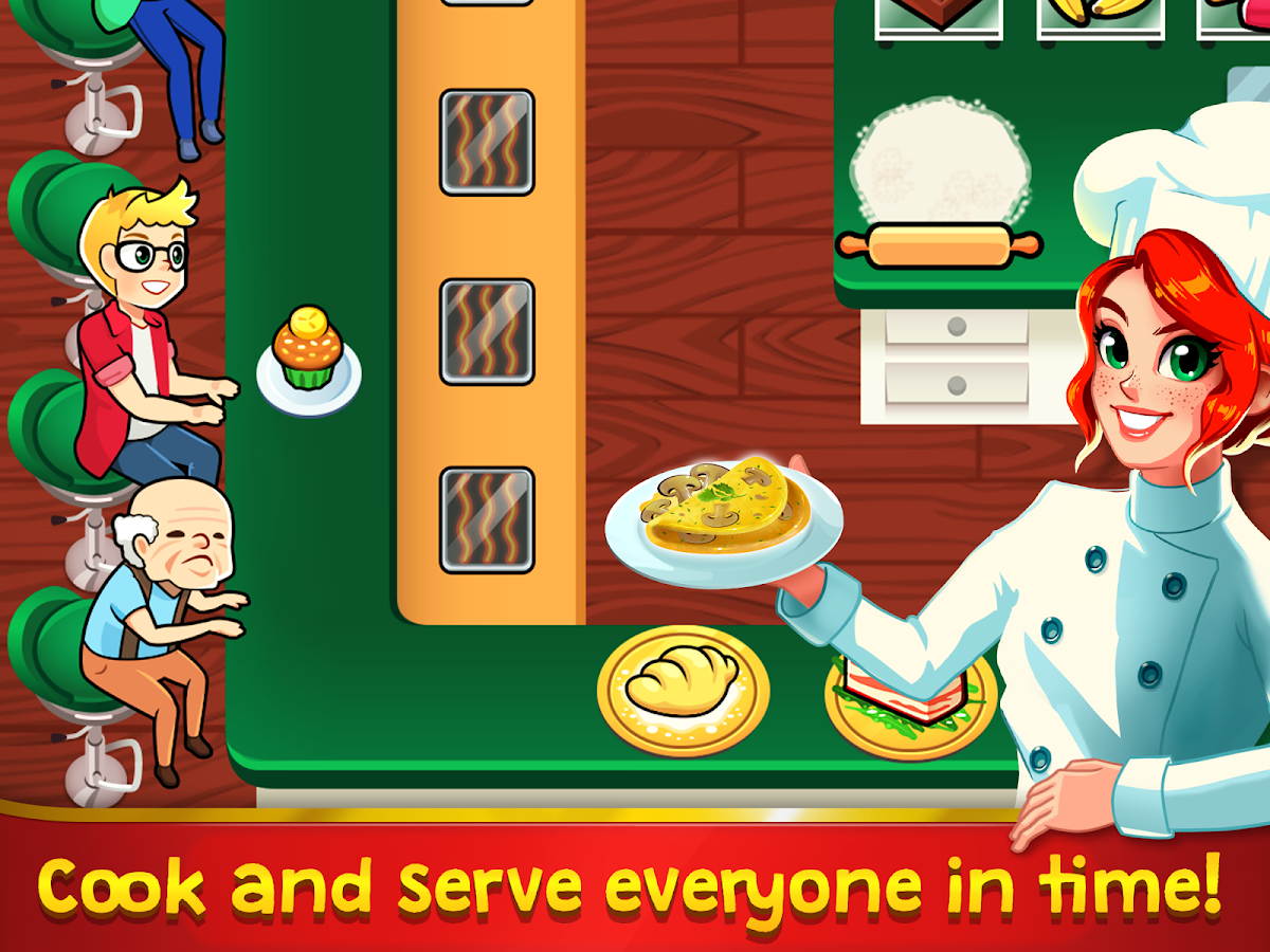 Chef Rescue - The Cooking Game Screenshot 12