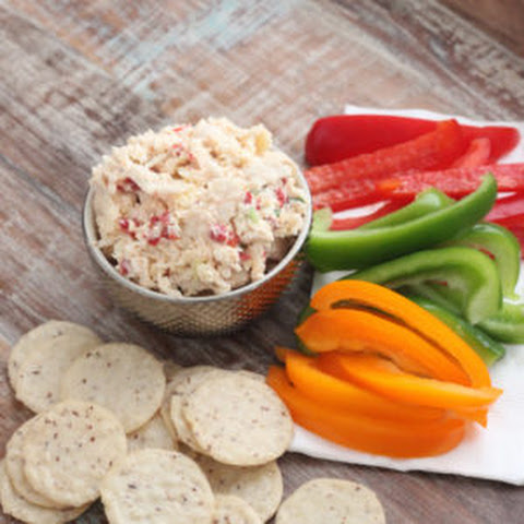Pimento Cheese Chicken Salad