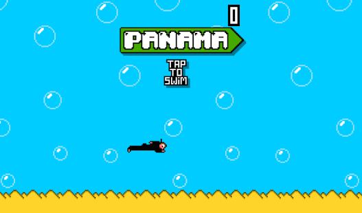Cameron's Panama Dash - screenshot