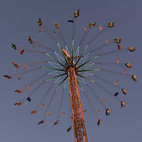 High, Higher, The Highest ! by Marco Bertamé - City,  Street & Park  Amusement Parks