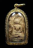 พระคง กรุเก่า เนื้อดิน เลี่ยมทองสั่งทำหนาๆ พระสวยเดิมๆใหญ่หล่ำ