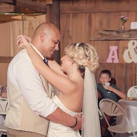by Leann Smith - Wedding Reception