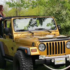 National Go Topless Day by Michelle Bonin - Transportation Automobiles