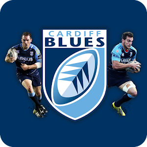 Cardiff Blues Match Day App